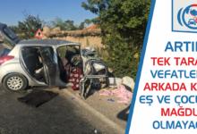 Photo of Tek Taraflı Trafik Kazalarında Tazminat Yolu Açıldı.